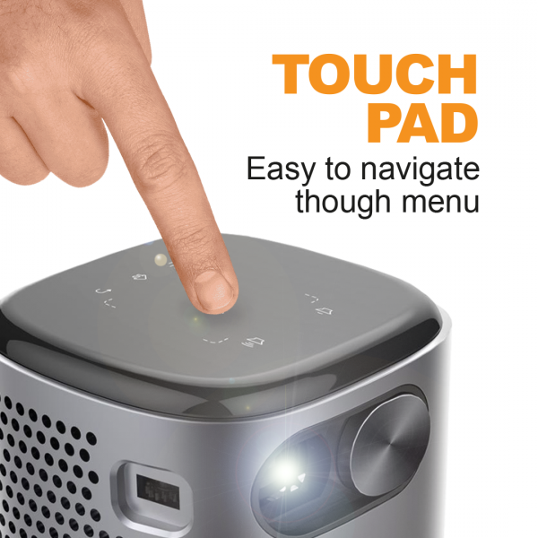 X-Vision Touch Button